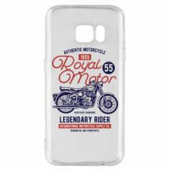 Чохол для Samsung S7 Royal Motor 1955