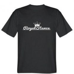 Мужская футболка Royal Stance