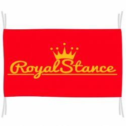 Флаг Royal Stance