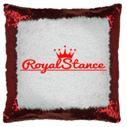 Подушка-хамелеон Royal Stance