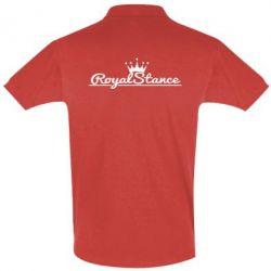 Мужская футболка поло Royal Stance