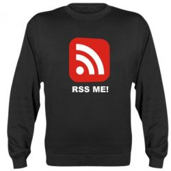 Реглан (свитшот) RSS Me - FatLine