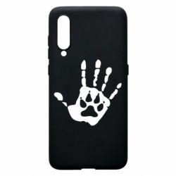 Чехол для Xiaomi Mi9 Рука волка