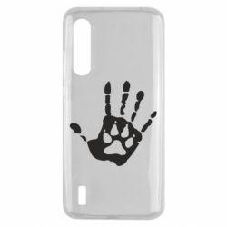 Чехол для Xiaomi Mi9 Lite Рука волка