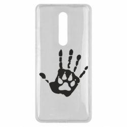 Чехол для Xiaomi Mi9T Рука волка