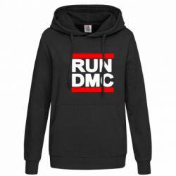 Женская толстовка RUN DMC - FatLine