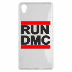Чехол для Sony Xperia Z1 RUN DMC - FatLine