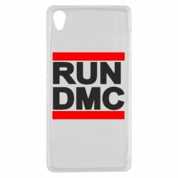 Чехол для Sony Xperia Z3 RUN DMC - FatLine