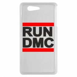 Чехол для Sony Xperia Z3 mini RUN DMC - FatLine