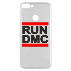 Чехол для Huawei P Smart RUN DMC - FatLine