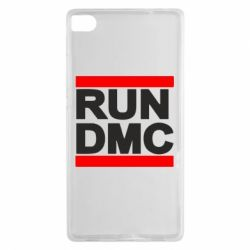 Чехол для Huawei P8 RUN DMC - FatLine