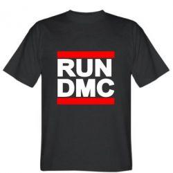 Мужская футболка RUN DMC - FatLine