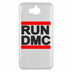 Чехол для Huawei Y5 2017 RUN DMC - FatLine