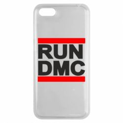 Чехол для Huawei Y5 2018 RUN DMC - FatLine