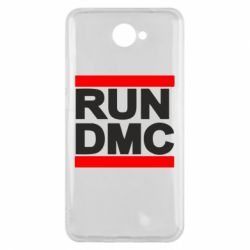Чехол для Huawei Y7 2017 RUN DMC - FatLine