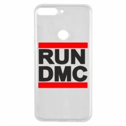 Чехол для Huawei Y7 Prime 2018 RUN DMC - FatLine