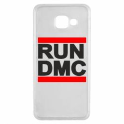 Чехол для Samsung A3 2016 RUN DMC - FatLine