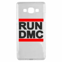 Чехол для Samsung A5 2015 RUN DMC - FatLine