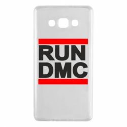 Чехол для Samsung A7 2015 RUN DMC - FatLine