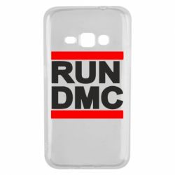 Чехол для Samsung J1 2016 RUN DMC - FatLine