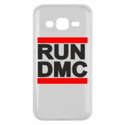 Чехол для Samsung J2 2015 RUN DMC - FatLine