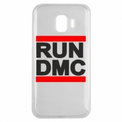 Чехол для Samsung J2 2018 RUN DMC - FatLine