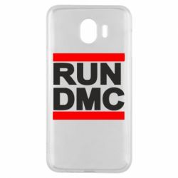 Чехол для Samsung J4 RUN DMC - FatLine