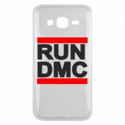 Чехол для Samsung J5 2015 RUN DMC - FatLine