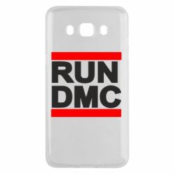 Чехол для Samsung J5 2016 RUN DMC - FatLine