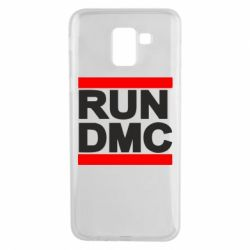Чехол для Samsung J6 RUN DMC - FatLine