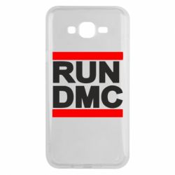 Чехол для Samsung J7 2015 RUN DMC - FatLine