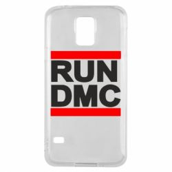 Чехол для Samsung S5 RUN DMC - FatLine