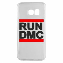 Чехол для Samsung S6 EDGE RUN DMC