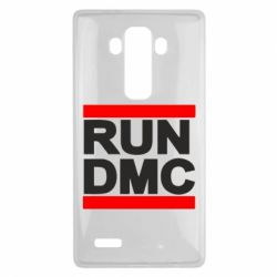 Чехол для LG G4 RUN DMC - FatLine