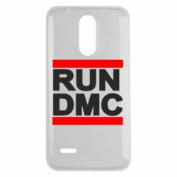 Чехол для LG K7 2017 RUN DMC - FatLine