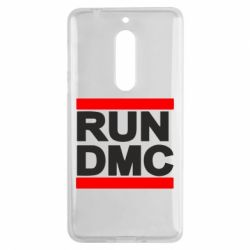 Чехол для Nokia 5 RUN DMC - FatLine
