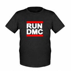 Дитяча футболка RUN DMC - FatLine