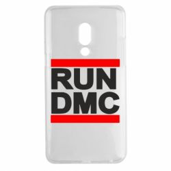 Чехол для Meizu 15 Plus RUN DMC - FatLine