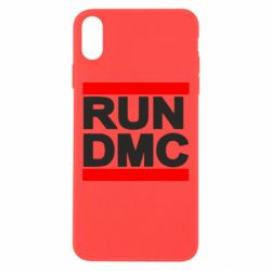 Чехол для iPhone Xs Max RUN DMC