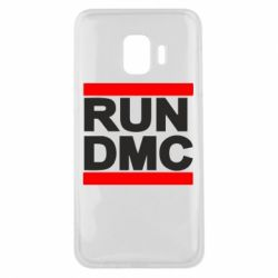 Чехол для Samsung J2 Core RUN DMC