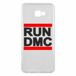 Чехол для Samsung J4 Plus 2018 RUN DMC