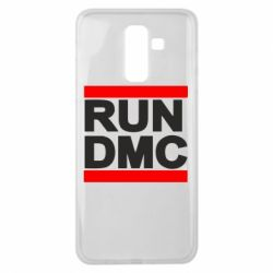 Чехол для Samsung J8 2018 RUN DMC - FatLine