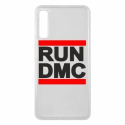 Чехол для Samsung A7 2018 RUN DMC - FatLine