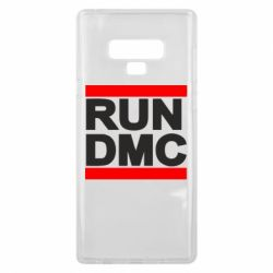 Чехол для Samsung Note 9 RUN DMC