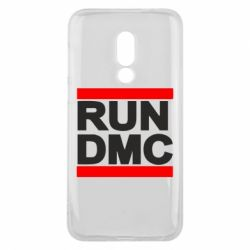 Чехол для Meizu 16 RUN DMC - FatLine
