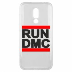 Чехол для Meizu 16x RUN DMC - FatLine