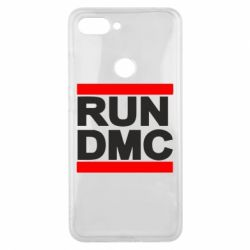 Чехол для Xiaomi Mi8 Lite RUN DMC - FatLine