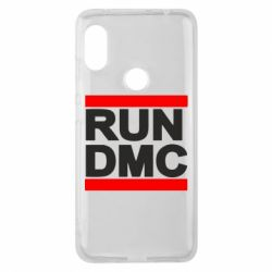 Чехол для Xiaomi Redmi Note 6 Pro RUN DMC - FatLine