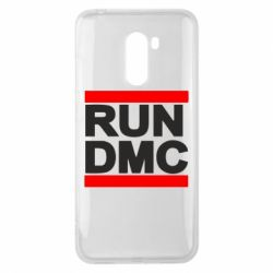 Чехол для Xiaomi Pocophone F1 RUN DMC - FatLine