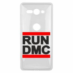 Чехол для Sony Xperia XZ2 Compact RUN DMC - FatLine